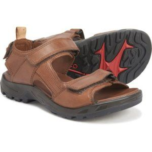 NIB ECCO Offroad Outdoor Sandals -  Leather